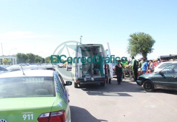 Operativo de Seguridad en Punta Lara para garantizar la temporada 05