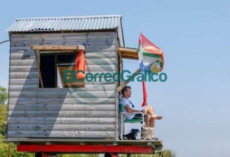 Operativo de Verano en Punta Lara guadavidas 03