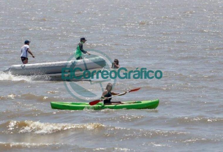 Operativo de Verano en Punta Lara guadavidas 05