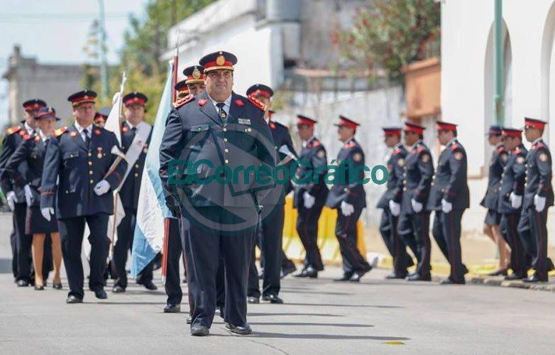 Se llevó el 123 acto aniversario de los Bomberos de Ensenada 06