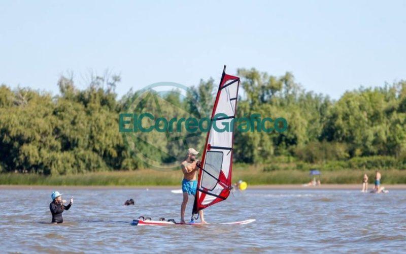 Vivir el verano en Punta Lara a puro sol y río 02