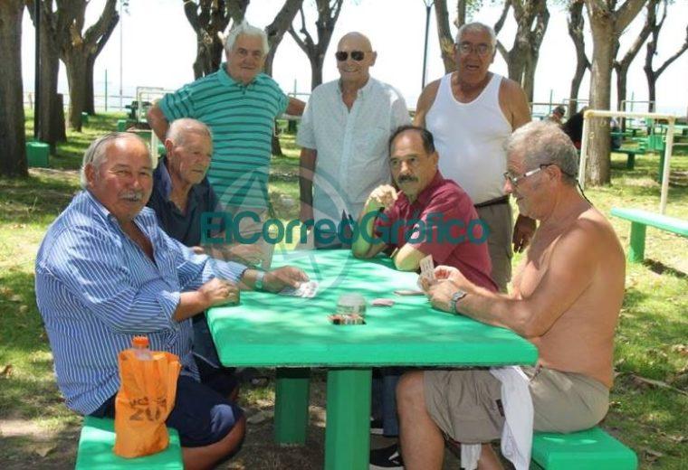 Colonia de Verano de la tercera edad en Punta Lara 2