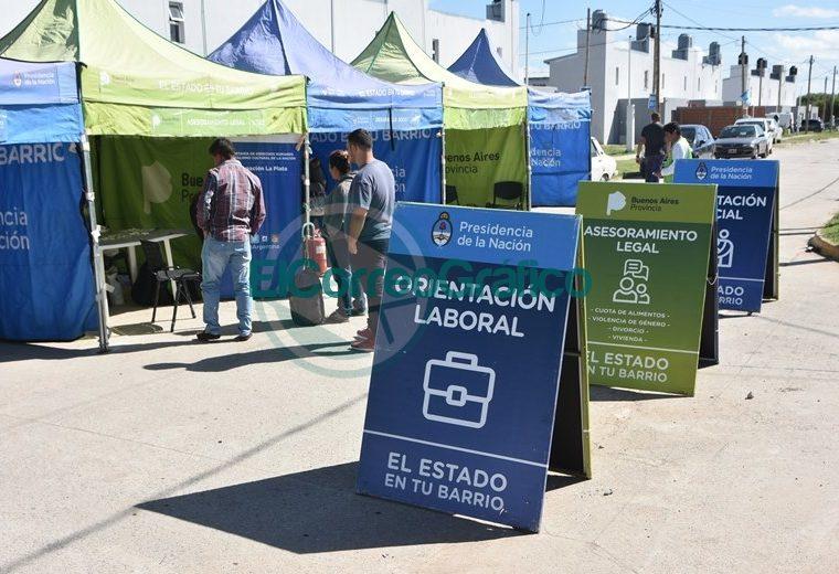 El Estado en Tu Barrio en Villa Progreso La Franja Berisso 02
