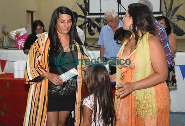 El Municipio reconoció al Centro Residentes Santiagueños 09