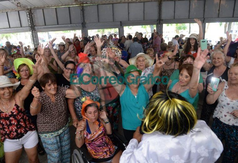 La colonia de abuelos de La Plata la disfrutan más de mil jubilados 1