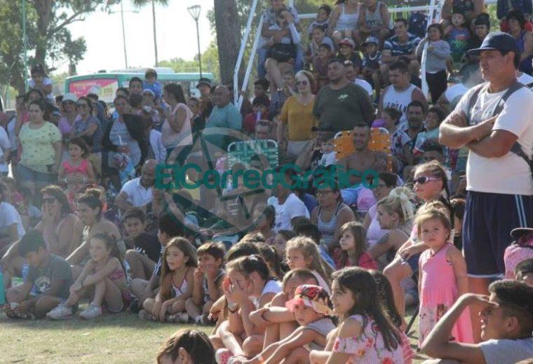 Revolución Cultural en el Río a pleno este fin de semana en Punta Lara 2