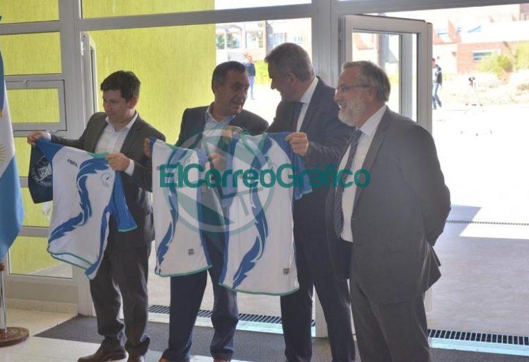 Se inauguró un nuevo pabellón en la Universidad Nacional del Sur 05
