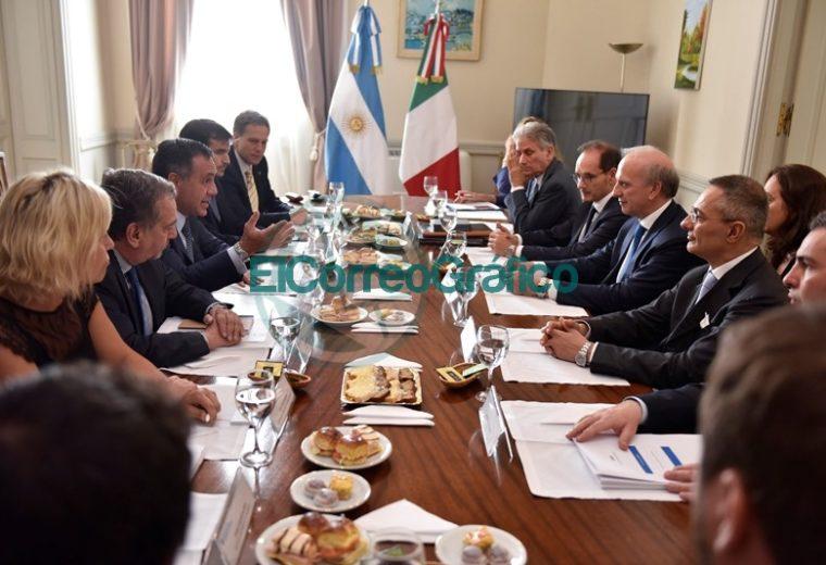 Argentina e Italia unidas por la educación 02