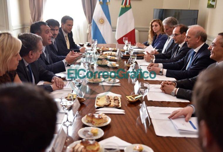 Argentina e Italia unidas por la educación 03