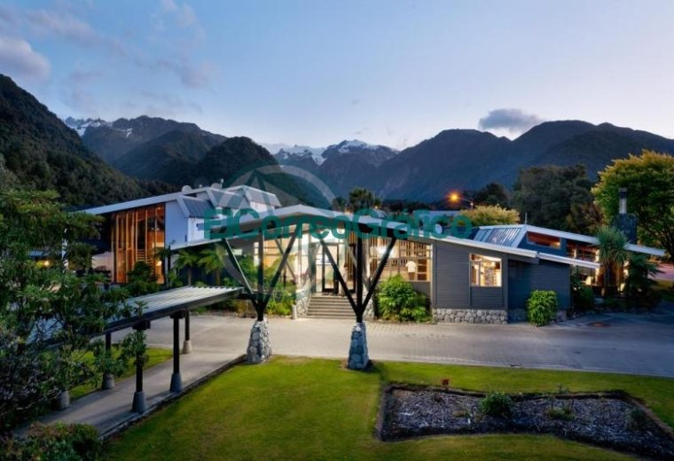 Franz Josef, Nueva Zelanda booking.com 2