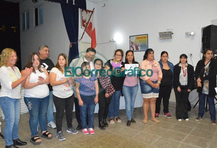 Homenaje del Municipio de Berisso en el Día Internacional de la Mujer 02