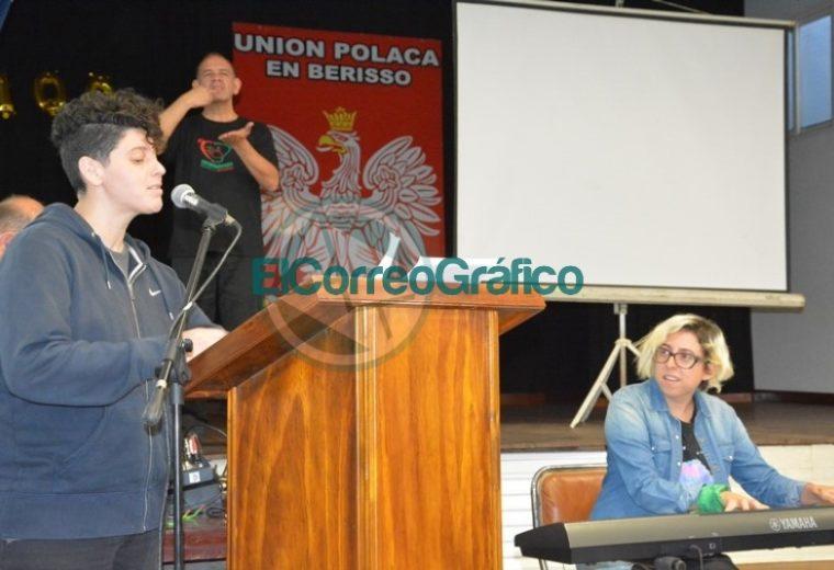 Homenaje del Municipio de Berisso en el Día Internacional de la Mujer 06