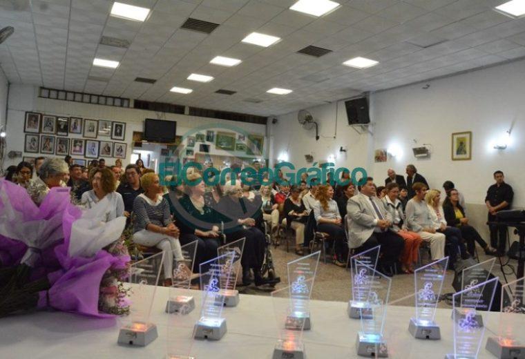 Homenaje del Municipio de Berisso en el Día Internacional de la Mujer 07