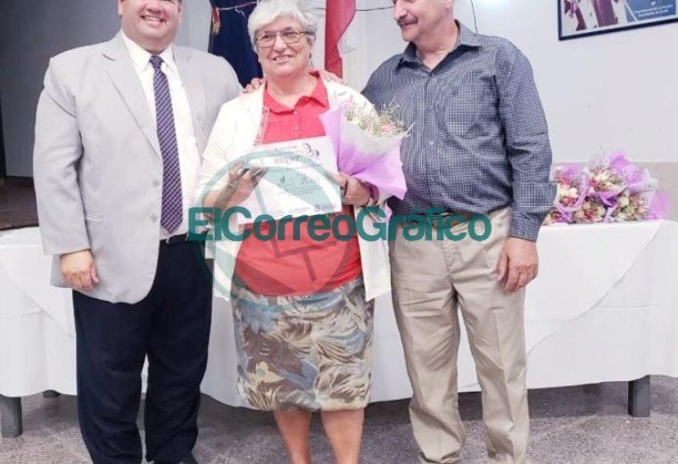 Homenaje del Municipio de Berisso en el Día Internacional de la Mujer 12