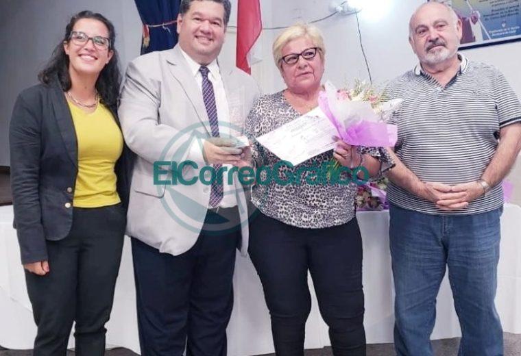Homenaje del Municipio de Berisso en el Día Internacional de la Mujer 16