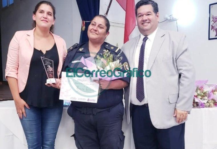 Homenaje del Municipio de Berisso en el Día Internacional de la Mujer 17