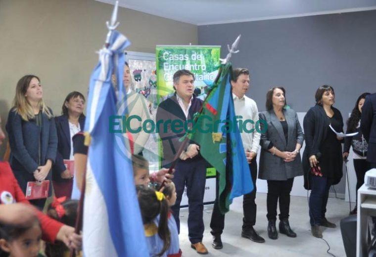 Inauguración de una Casa del Encuentro en Lomas de Zamora 01
