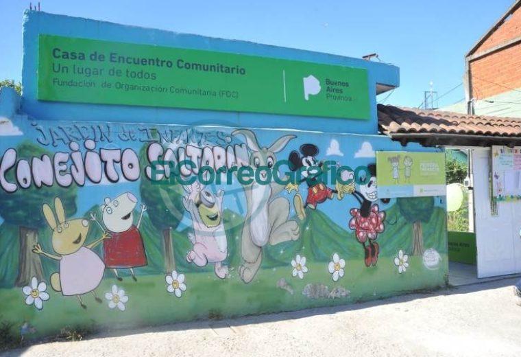 Inauguración de una Casa del Encuentro en Lomas de Zamora 02
