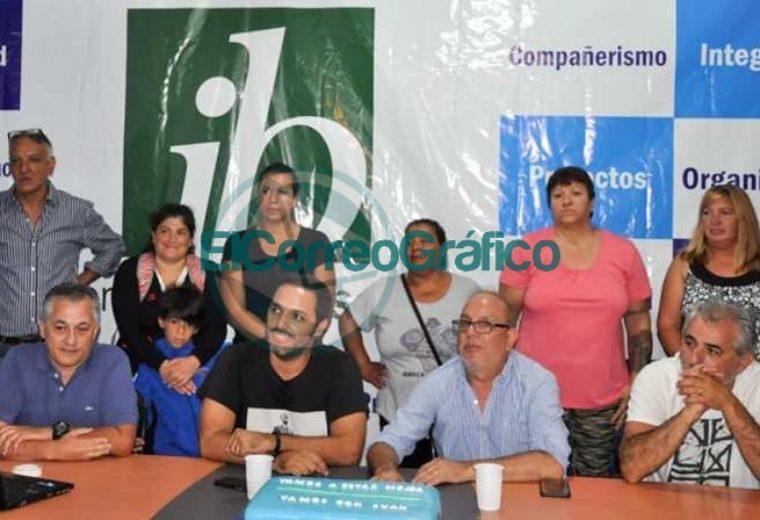 La facción del Movimiento Evita de Moli Mareco inauguró local y ratificó su acompañamiento a Mincarelli 02
