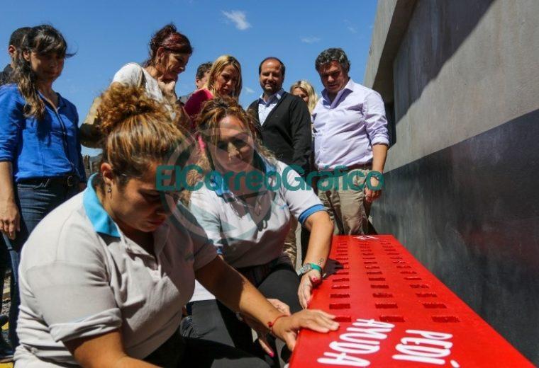 Lopez Medrano participó en San Martín en la concientización sobre la violencia de género 02