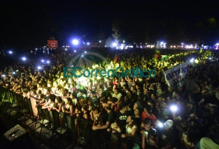 Más de 100 mil personas festejaron el Carnaval en La República de los Niños 02