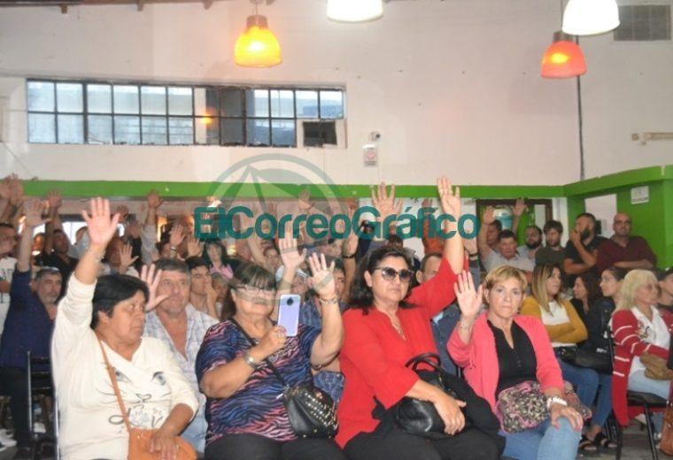 Municipales de Berisso designaron la Junta Electoral de cara al comicio gremial en mayo 01