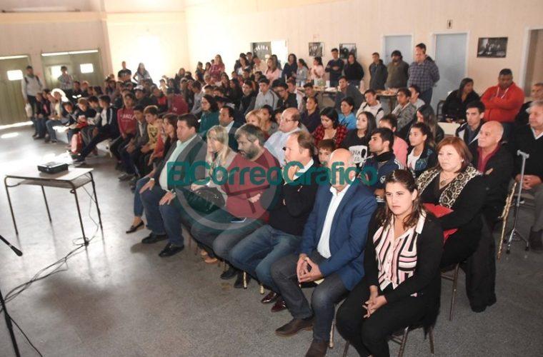 Nedela encabezó el acto escolar por el Día Nacional de la Memoria 1