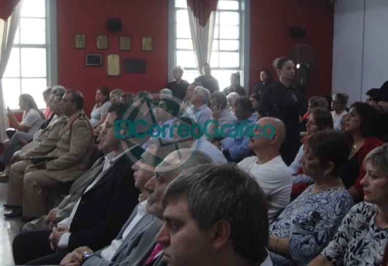 Nedela hizo hincapié en sus 38 meses de gestión en el discurso inaugural del Concejo Deliberante 05