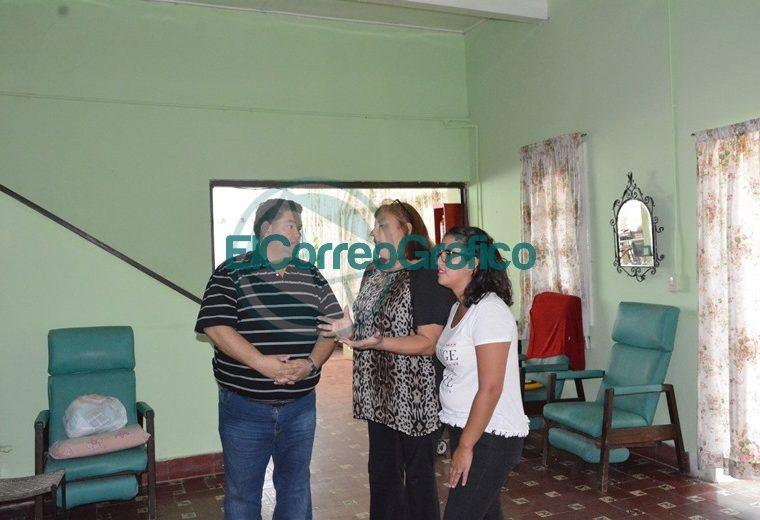 Nedela visitó Hogar Municipal Ancianos5
