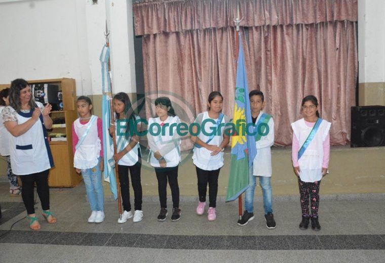 Nedela y el ministro bonaerense de Trabajo realizaron el acto de inicio del ciclo lectivo en Berisso 05