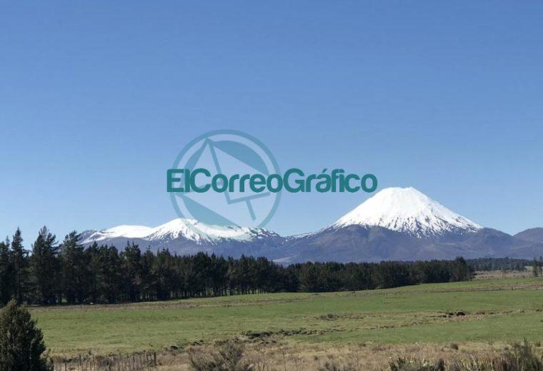 Parque Nacional Tongariro