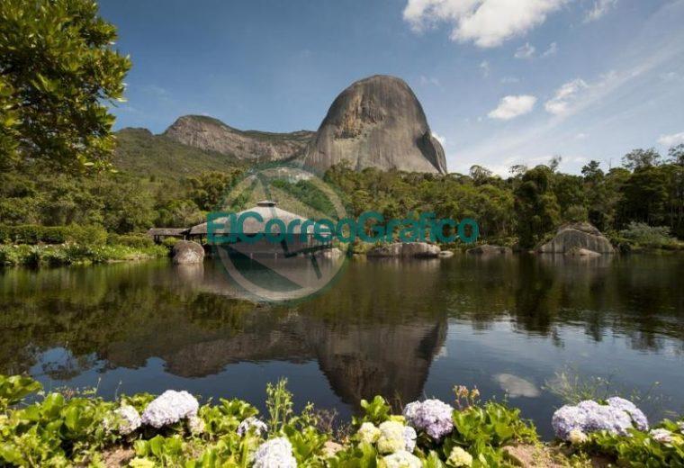 Pedra Azul, Brasil 1