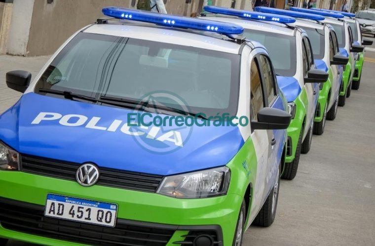 Secco adquirió 5 flamantes patrulleros 03