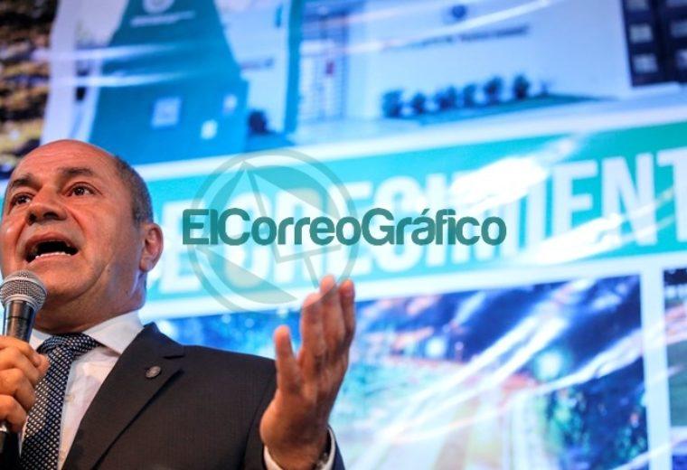 Secco se lanzó a su quinto mandato 3