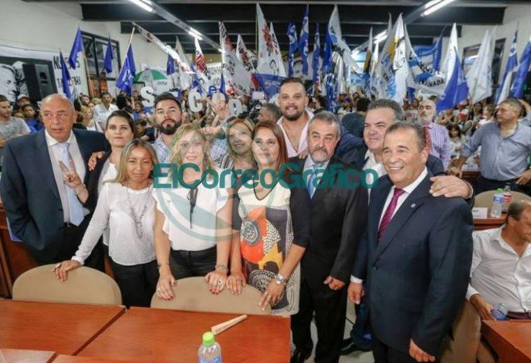 Secco se lanzó a su quinto mandato 6