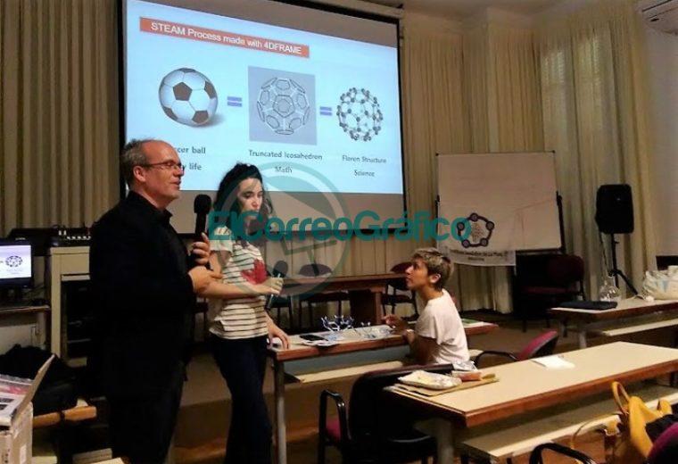 Taller en Ingeniería con Zsolt Lavicza
