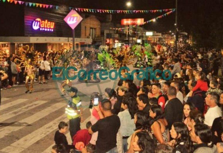 Volvieron los Corsos a Berisso con dos noches de fiesta familiares 11
