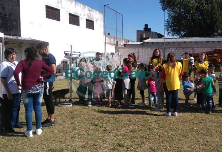 """""""Salud Te Encuentra"""" estuvo presente en Villa Progreso 01"""