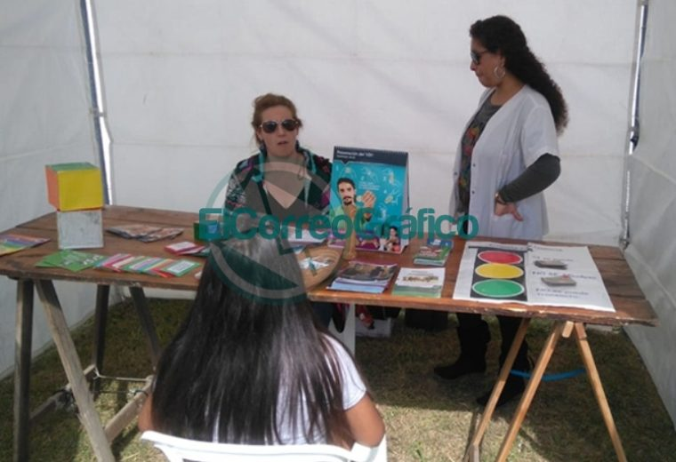 """""""Salud Te Encuentra"""" estuvo presente en Villa Progreso 02"""