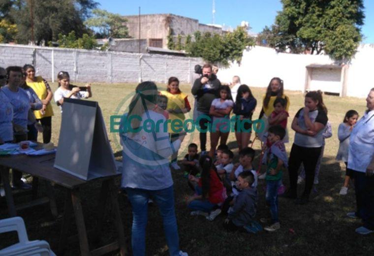 """""""Salud Te Encuentra"""" estuvo presente en Villa Progreso 05"""