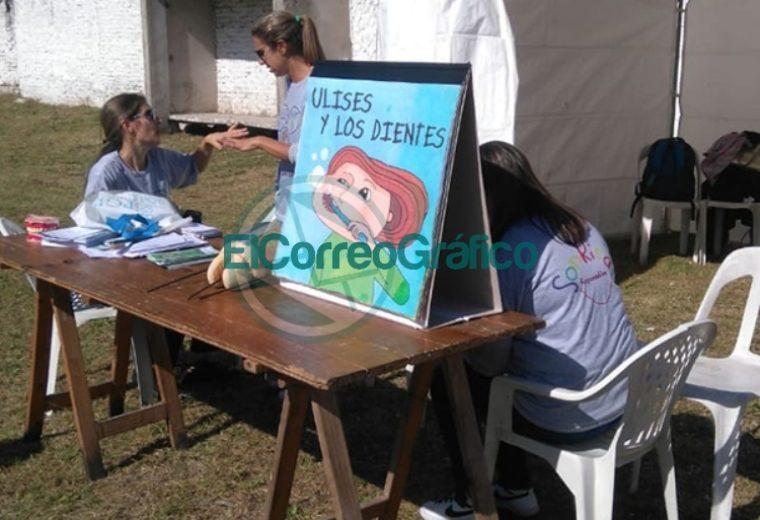 """""""Salud Te Encuentra"""" estuvo presente en Villa Progreso 07"""