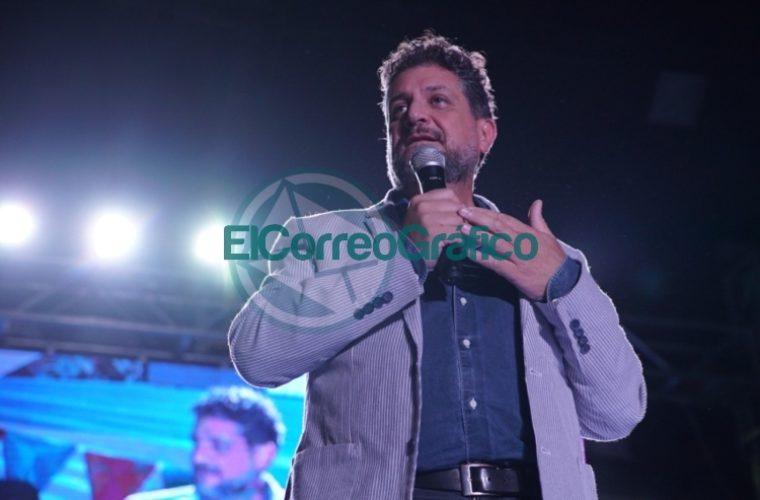 Acto de Luis Arias La Plata Patria Grande 05