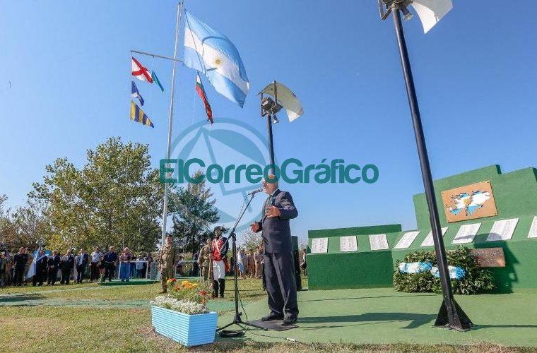 El patriotismo de Secco en Ensenada por la causa Malvinas 08