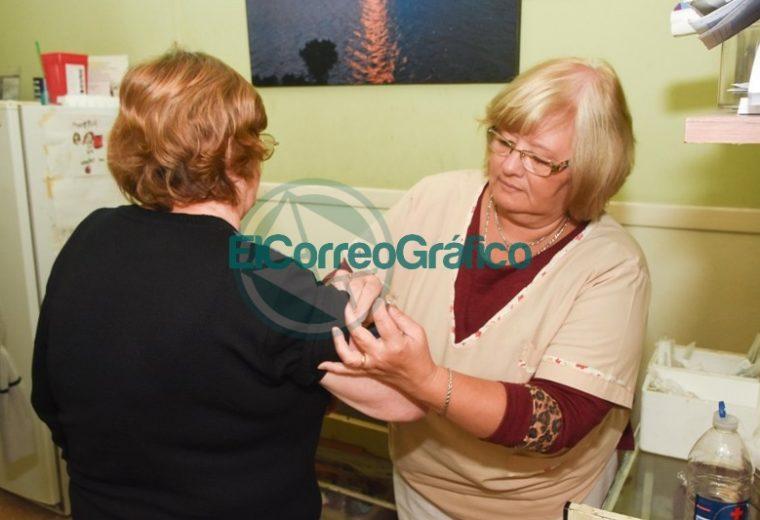 En Berisso se inició la Campaña de Vacunación Antigripal 2019 01