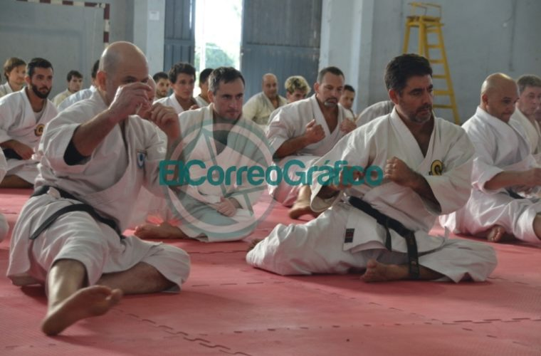 Encuentro de Karate Do2