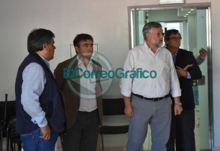 La Federación de Sindicatos Municipales recibió al ministro bonaerense de Trabajo 03