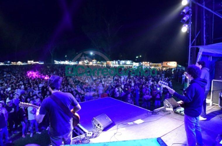 Más de 100 mil personas disfrutaron el festival cervecero platense 'San Patricio' en el Camping Municipal 03