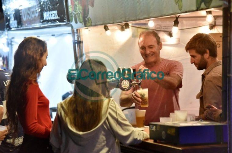Más de 100 mil personas disfrutaron el festival cervecero platense 'San Patricio' en el Camping Municipal 04