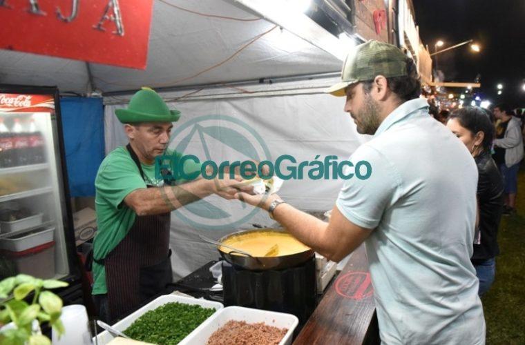 Más de 100 mil personas disfrutaron el festival cervecero platense 'San Patricio' en el Camping Municipal 05