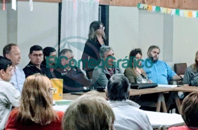 Se llevó el Foro de Seguridad en Villa Argüello 04
